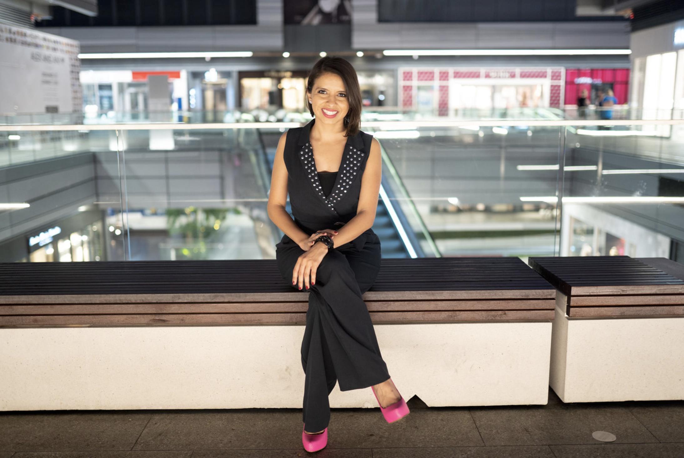 Maira Alejandra Website